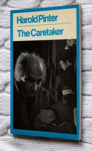 1 of 1 - The Caretaker by Harold Pinter (Paperback, 1967), Like new, free shipping