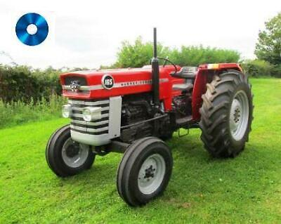 Massey Ferguson 100 Series Tractor Workshop Manuals Commodities Are Available Without Restriction Massey Ferguson Agriculture/farming