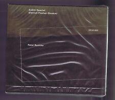 PETER RUZICKA CD  NEW STREICHQUARTETTE - ARDITTI STRING QUARTET/ FISCHER DIESKAU