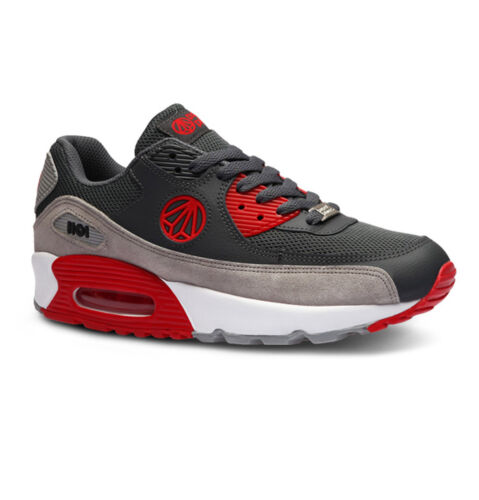 aeroplani Sports pp1101 Running Nuovi Shoes darkgrayred Max Athletic Air Tq1azd