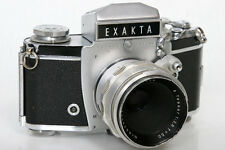 Exakta VX IIa 903959 35mm Camera With Tessar 50mm f2.8 Lens