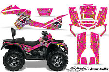 CanAm Outlander XMR Graphic Kit 500/800 AMR Decal ATV Sticker Part ED HARDY