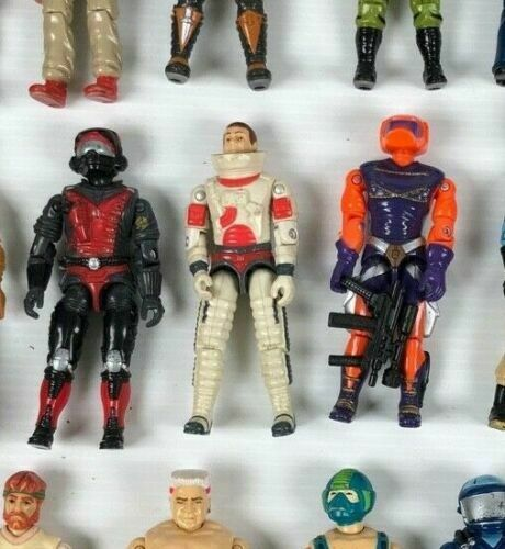 GI JOE ARAH COBRA LOT LOOSE ACTION FIGURE A CHOISIR TO CHOOSE 80/' HASBRO