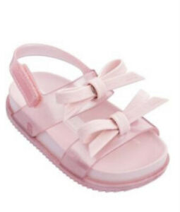 mini melissa Unisex-Child Mini Cosmic Sandal Slipper