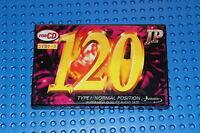 Jp 120 Blank Cassette Tape (1) (sealed)