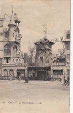 PARIS 216 LL le moulin rouge timbrée