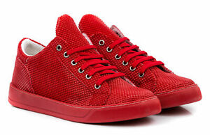 Scarpe-Uomo-Sneakers-Vera-Pelle-Casual-Francesine-Ginnastica-Sportive-T10