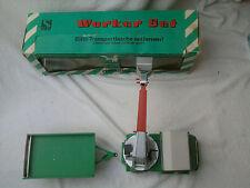 MS Seidel MB Unimog -Bagger + Anhänger OVP MIB Lagerfund tin toy ähnlich Tipp Co
