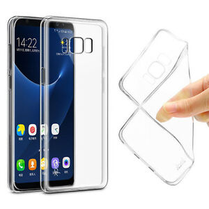 For-Samsung-S8-Thin-Transparent-Slim-Silicone-Soft-Clear-TPU-Case-Cover-Skin