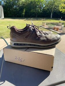 Ecco Mens Shoes Size 47 13 Yak Leather