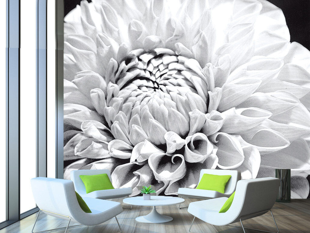 3D Blooming Flower 999 Wall Paper Wall Print Decal Wall Deco Wall Indoor Murals