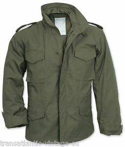 M65-FIELD-JACKET-WITH-QUILTED-LINER-VINTAGE-MENS-MILITARY-ARMY-COMBAT-COAT-OLIVE