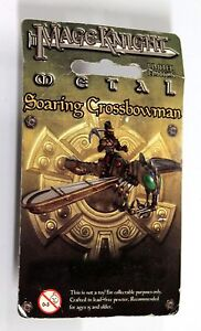 MAGE KNIGHT LANCERS WZK-599 SOARING CROSSBOWMAN LIMITED EDITION BLISTER WIZKIDS