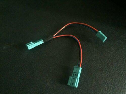 BMW Adaptateur Câble Y pour Facelift LCi Climat ouverture f30 f31 f32 f33 3er 4er m3 m4