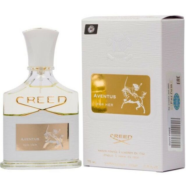 Creed AVENTUS FOR HER 75 ml./ 2.5 fl.oz Women Eau De Parfum/New with box/Sealed