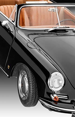 Porsche 356 Convertible Plastic Kit 1 1 1 16 Model 07043 REVELL 8a2ced