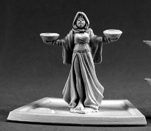 Reaper Miniatures Unpainted Children of the Zodiac Scorpio #03368 Dark Heaven