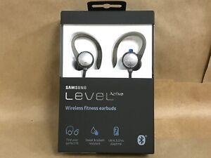 Samsung Level Active Bluetooth Headphones Black Eo Bg930cbegus 887276166681 Ebay