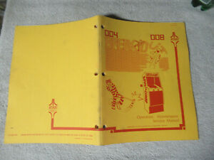 BREAKOUT-ATARI-arcade-game-manual