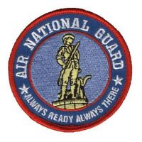 United States Air National Guard Patch - Usa