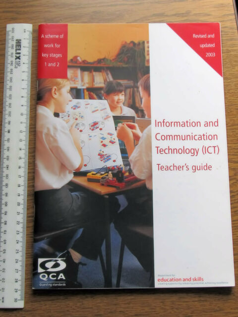 Information Technology: A Scheme of Work for Key Stages 1 and 2 by QCA 2003