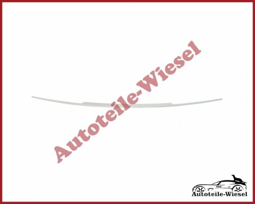 Stoßstange Leiste Vorne Mitte für BMW 5er E60 E61