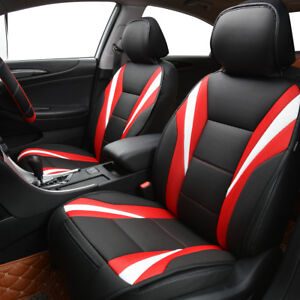 Breathable-Car-Seat-Covers-Pad-Universal-Car-Cushion-Red-Black-for-SUV-VAN-TRUCK