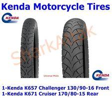 130 90 16 & 170 80 15 Yamaha V-Star 650 Classic XVS 650 Motorcycle Tires