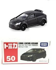 Takara Tomy Tomica Diecast - Black Ford Focus RS500 NEW (Not Hot Wheels)
