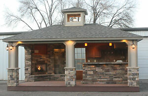 Outdoor Kitchen, Sports Bar, Built in Grill, Outdoor ...