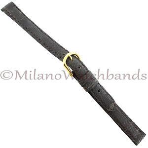 10mm-deBeer-Matte-Charcoal-Hand-Made-Genuine-Teju-Lizard-Ladies-Band-Regular