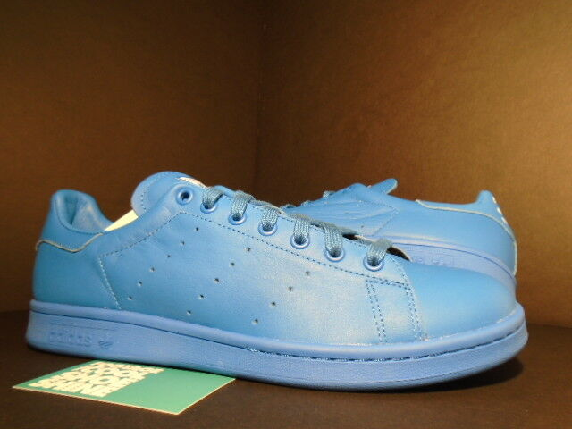 Adidas Superstar PW STAN SMITH SLD SOLID BLUE RIBBON WHITE BLACK B25386 DS 10.5