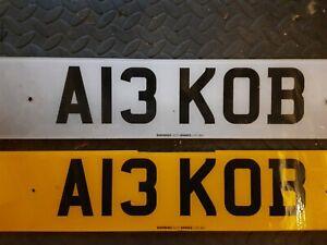 Registration-Number-A13KOB-On-Retention-Suit-Cobra-or-similar