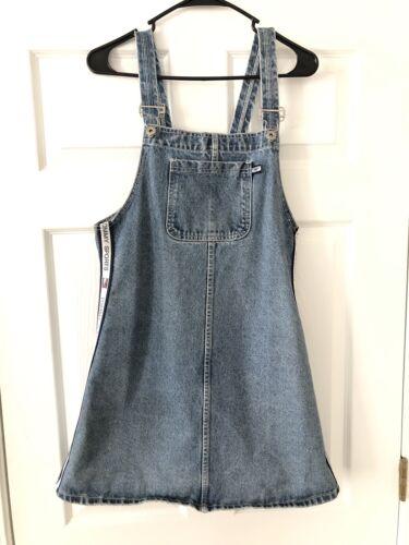 Vintage Tommy Hilfiger Overalls Dress