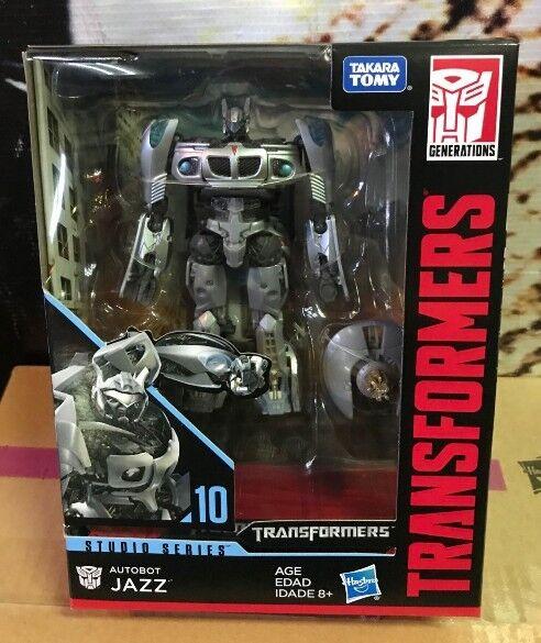Transformers Hasbro Hasbro Hasbro Studio Series SS10 Movies 1  Jazz Boxed 922090