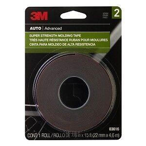 3M™ 3616 Scotch-Mount™ Molding Tape 7//8 inch 03616