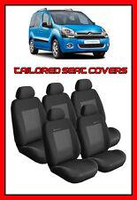 CITROEN BERLINGO Multispace XTR Tailored seat covers - grey3
