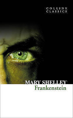 1 of 1 - Frankenstein (Collins Classics) by Mary Shelley (Paperback, 2010)
