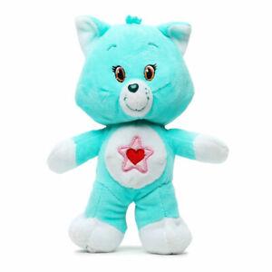 """Care Bears 8.5/"""" Plush Proud Heart Cat"""