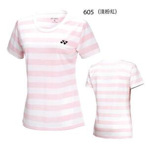 Shirt Yonex Pink 21733 Made 2018 Light 605 Ladies New Taiwan In Pink fZwTZBqgxC