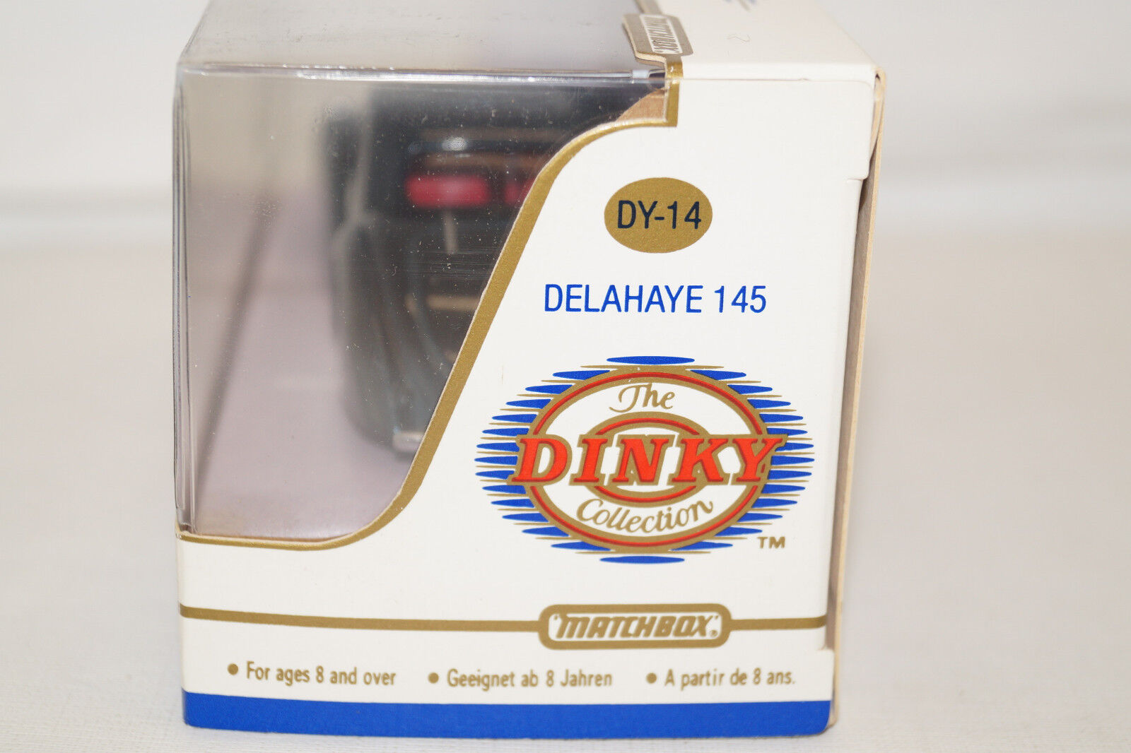Dinky Collection DY-14 Delahaye 145 anthrazit anthrazit anthrazit 1 43 Matchbox 3a7d5e
