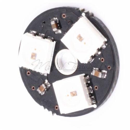 3Bit 7 Bit 12 Bit 16 Bit 24 Bit 60 Bit 5050 RGB WS2812 LED Lamp Panel Module