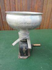 Vintage Vega Cream Milk Separator Centrifuge
