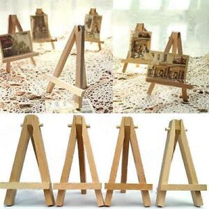 10Pcs-Mini-Small-Wooden-Table-Easel-Display-Signs-Canvases-Prints-New-C