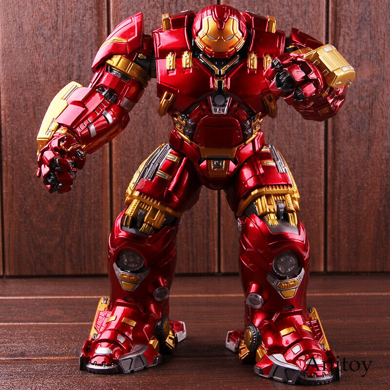 Marvel Toys Avengers Age of Ultron Mark 44 Hulkbuster Action Figure with Light P