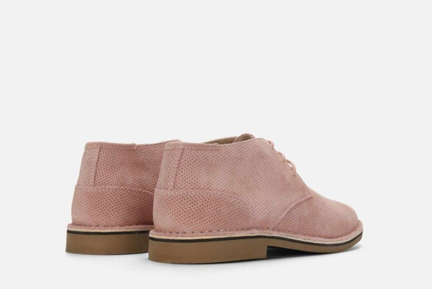 Men's Men's Men's DESERT SUN CHUKKA PERFORATED SUEDE Stiefel REACTION KENNETH COLE 47bfb9