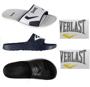 3f5470cb9b49d1 Everlast Mens Pool Shoes Boys Womens Flip Flops Beach Shower Sandals ...