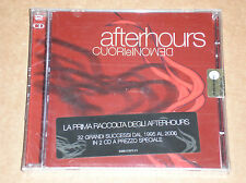 AFTERHOURS - CUORI E DEMONI: 32 GRANDI SUCCESSI - 2 x CD SIGILLATO (SEALED)