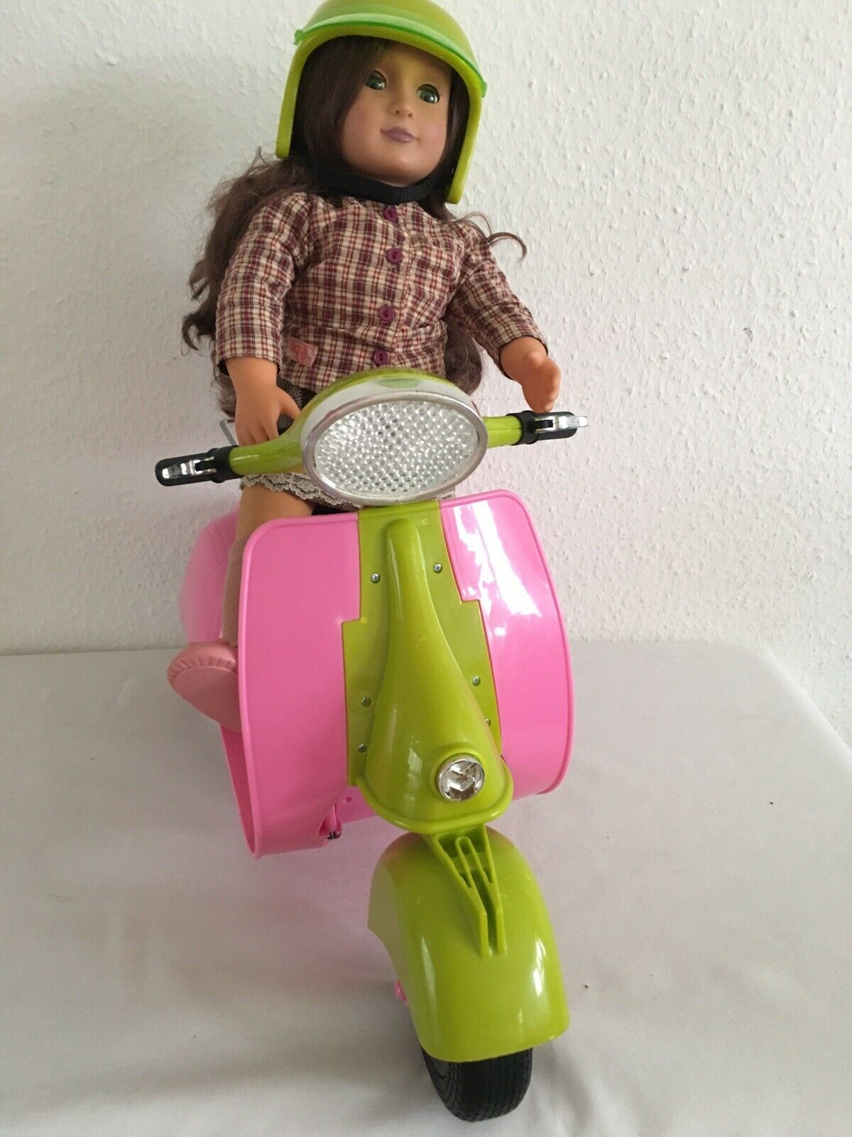 La nostra generazione 18  Bambola & MOTORINO  CON CASCO  economico