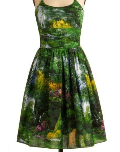 Bernie Dexter Dress Landscape 🌲 Chelsea Medium Gr